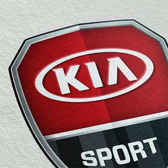 kia sport logo