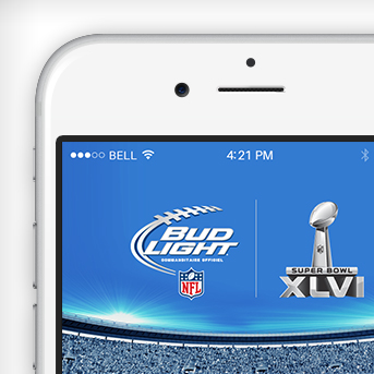bud light VIP mobile thumb